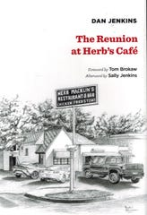 'The Reunion at Herb's Café' by Dan Jenkins
