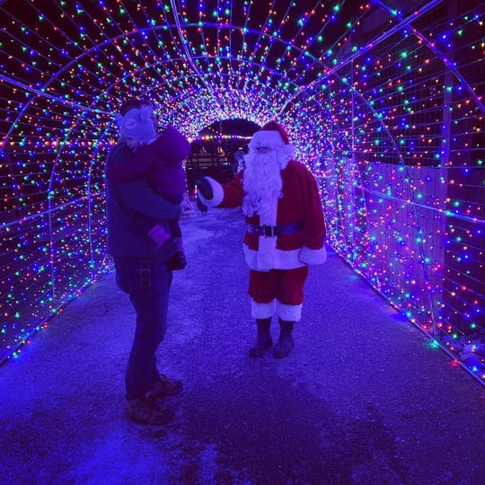 Animal Adventure Park in Harpursville will host its annual holiday event, Jungle Bells, through Dec. 29.