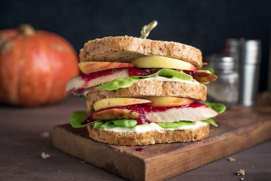 Don't settle for boring when it comes to post-Thanksgiving turkey sandwiches.