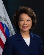 U.S. Secretary of Transportation Elaine L. Chao