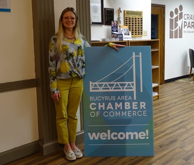 Jessie Furner has been named the new executive director of the Bucyrus Area Chamber of Commerce.