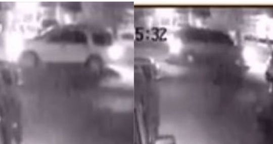 The Corpus Christi Police Department released photos of a vehicle of interest seen in the area of a homicide on Sherman Street on Sept. 9, 2019. Anyone with information about the vehicle and driver should call detectives at 361-886-2840 or Crime Stoppers at 361-888-8477.