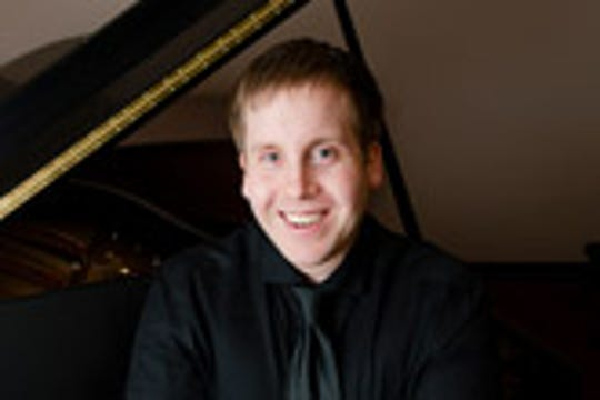 Pianist and composer Dave Schlossberg.