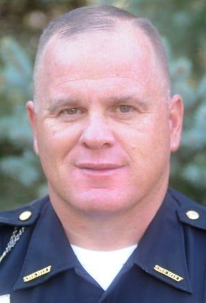 Sheriff Matt Lutz