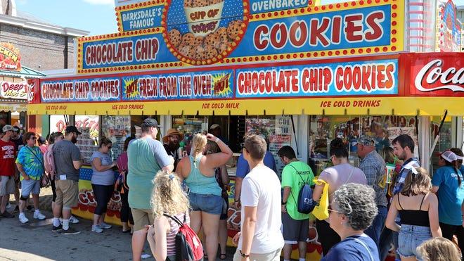 Uiowa 2020 Christmas Breka Iowa State Fair cancellation causes denial, frustration, heartbreak