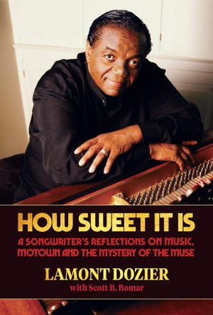 "Cover of Lamont Dozier's 2019 memoir, ""How Sweet It Is."""