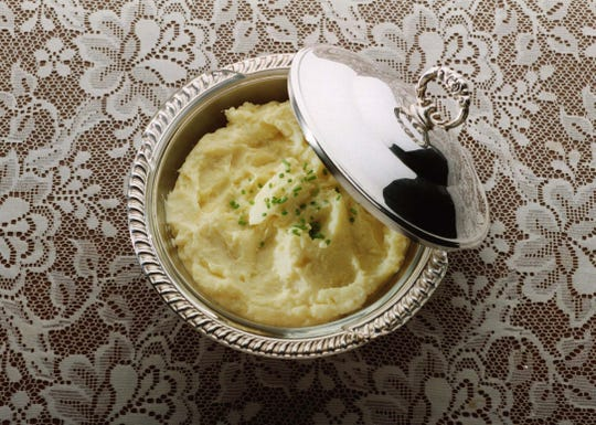 Test Kitchen Thanksgiving: Best-Ever Mashed Potatoes