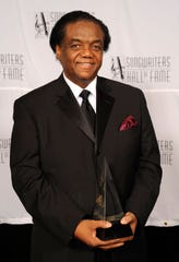 NEW YORK - JUNE 18:  Songwriter Lamont Dozier attends the 40th Annual Songwriters Hall of Fame Ceremony at The New York Marriott Marquis on June 18, 2009 in New York City.  (Photo by Gary Gershoff/Getty Images for  Songwriters Hall of Fame)