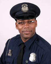 Detroit Police Officer Rasheen McClain was killed on duty Wednesday, Nov. 20, 2019.