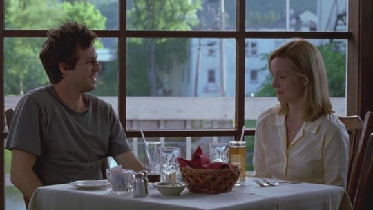 """Mark Ruffalo and Laura Linney in """"You Can Count on Me."""""""