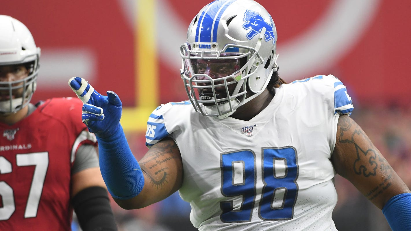 Lions mailbag, Part 2: Will Darius Slay, Damon Harrison still be in Detroit next season?