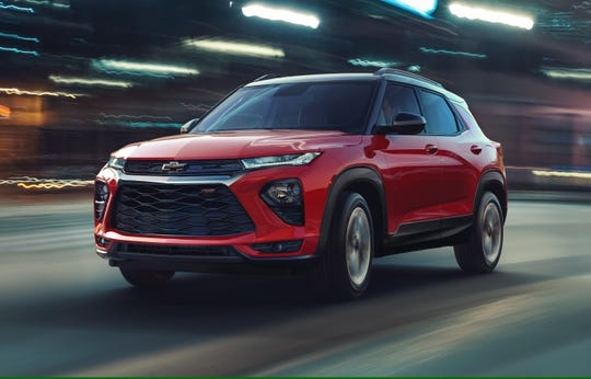 2021 Chevrolet Trailblazer RS