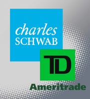 Charles Schwab Corp. is nearing a deal to buy TD Ameritrade Holding Corp, according to a person familiar with the matter