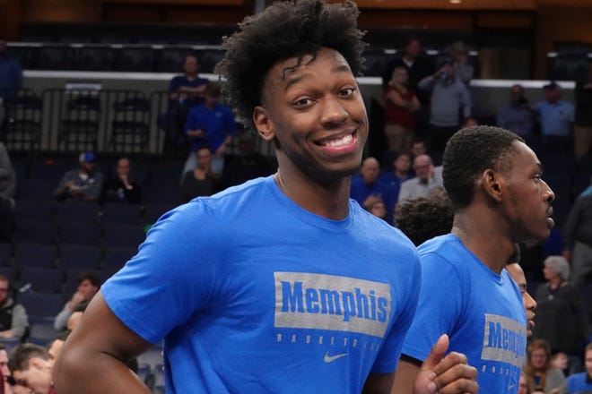 Memphis freshman James Wiseman has been cleared to play by the NCAA.