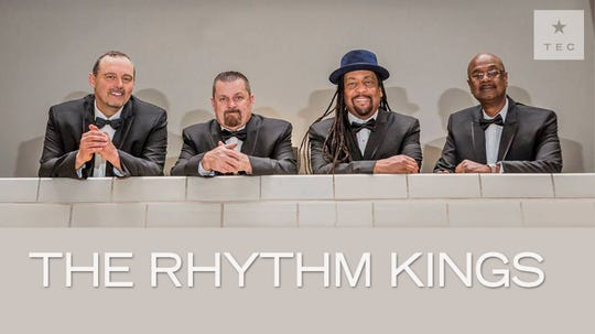 The Rhythm Kings will perform at 2019 Charity Ball