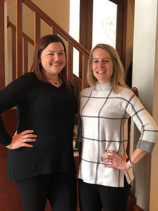 2019 Charity Ball co-chairs: Tammy Waidelich and Ellen Kant