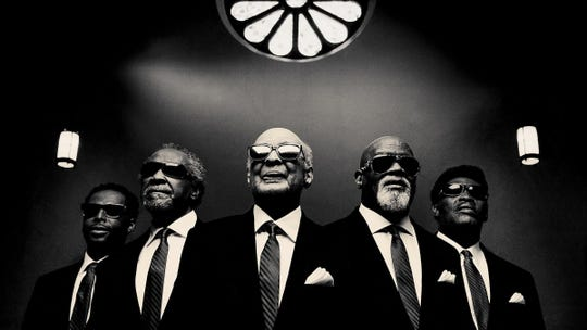 Blind Boys of Alabama.