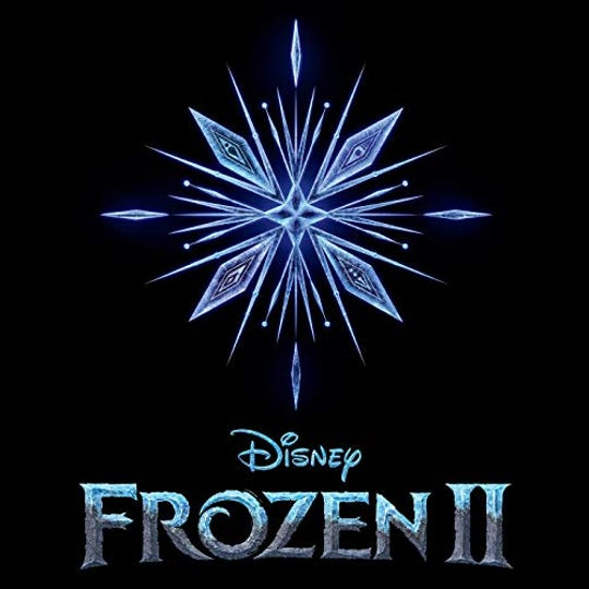 "The soundtrack for ""Frozen 2"""