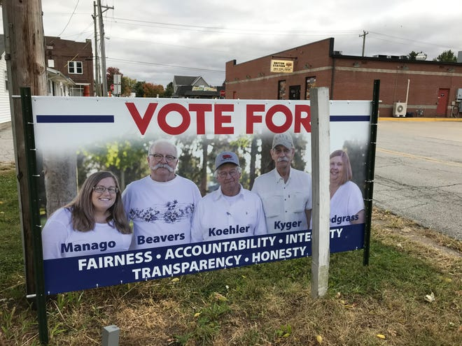 Stan Kyger, who ran on a ticket aligned with 'Keep Dayton Small,' is challenging whether Tyrone Taylor, the Dayton Town Council president, should have been on the ballot, due to a past felony conviction. On Thursday, Nov. 21, 2019, a Tippecanoe County judge set a Dec. 3 trial date to consider the case.