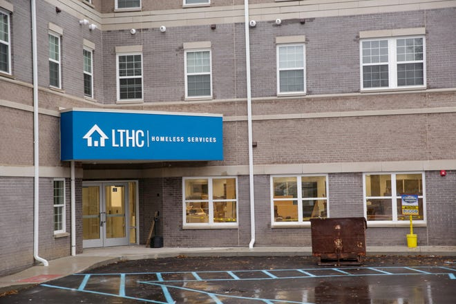 The Lafayette Transitional Housing Center Engagement Center, 815 N 12th St., Thursday, Nov. 21, 2019 in Lafayette. LTHC received a $1.25 million grant from the Bezos Day One Families Fund.