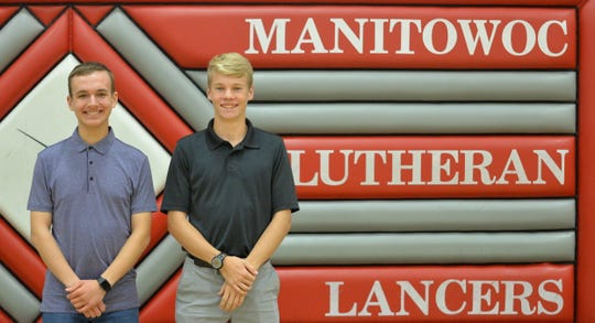 Manitowoc Lutheran High School seniors James Siedschlag and Nolan Winter have qualified as semifinalists in the 2020 National Merit Scholarship Program. They are two of 16,000 semifinalists across the nation who will continue in the competition for some 7,600 National Merit Scholarships worth more than $31 million.