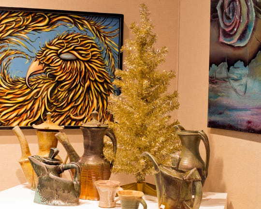 The Mansfield Art Center will open its 50th Holiday Fair later this week.