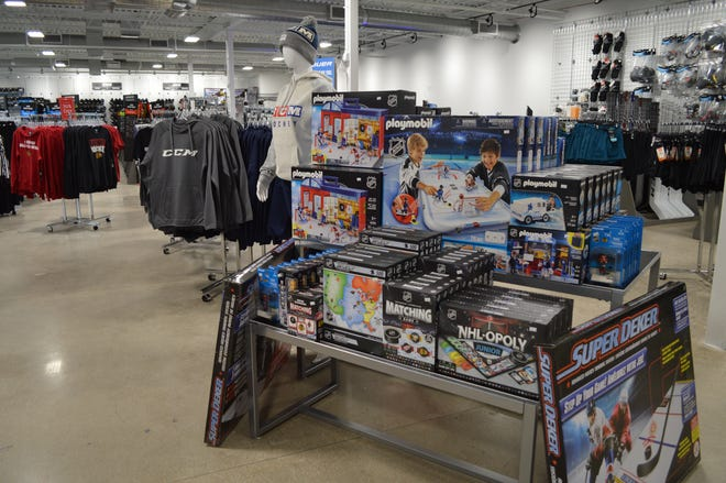 Pure Hockey, a 7,000-square-foot store dedicated to the sport, recently opened at 11010 N. Port Washington Road, Mequon.