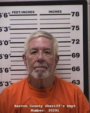 Mark Alan Johnson, 66, of Rice Lake