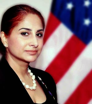 Purnima Nath, 42,  is one of five candidates vying to succeed County Executive Chris Abele, who is retiring in the spring, in the heavily Democratic county.