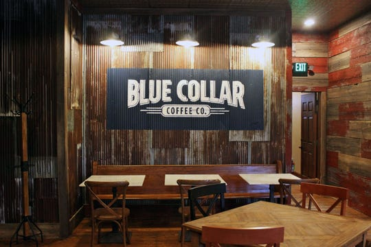 Blue Collar Coffee Co. opened a location in Delafield on Nov. 21.