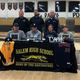 Salem's Tyler Guffey (front ,second from left) recently signed to play college baseball at Lyon College.