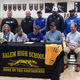 Salem's Jake Hutson recently signed to play college baseball at Williams Baptist in Walnut Ridge.