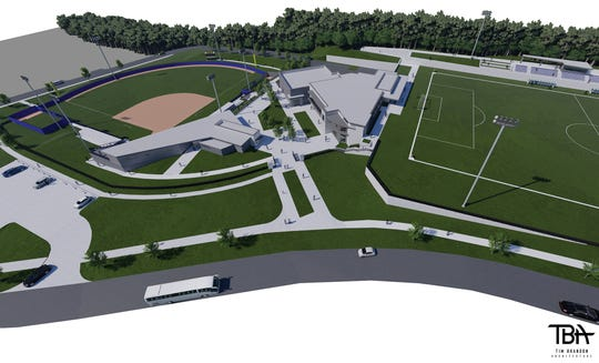 LA Tech University unveiled renderings for the renovations for the athletic facilities damaged in the April 25 tornado on Nov. 11.