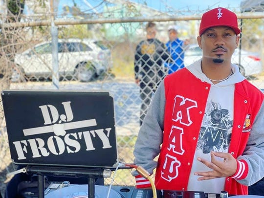 In addition to his radio work, DJ Frosty works special events.