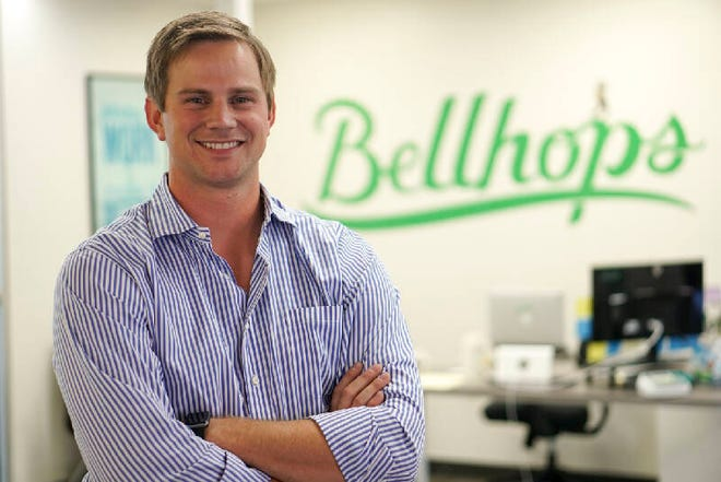 Cam Doody is Bellhops' co-founder.