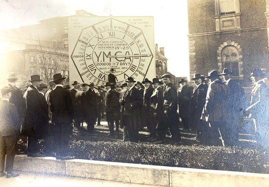 The Henry County YMCA's roots date back to the end of World War I when community leaders saw a need for the organization.