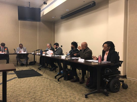 Metro's Community Oversight Board held a regular meeting Wednesday, just two days after the unexpected resignation of their staff's Executive Director William Weeden.
