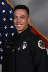 Officer Brett Johns