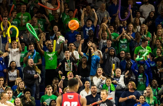 The FGCU men's basketball team will host the Hilton Garden Inn Classic at Alico Arena this weekend.