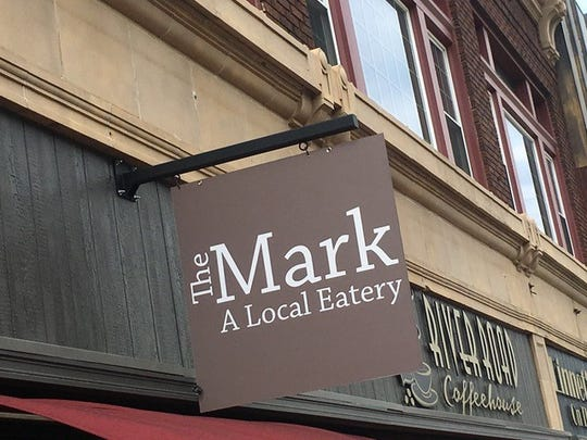 The Mark has opened inside River Road in downtown Newark.