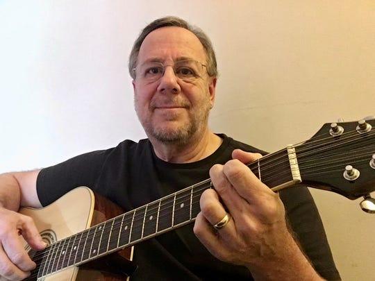 Dave Maskin, a music teacher in Washington Township