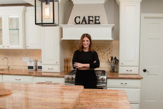 Lisa Pattman, owner of Tablespoon Catering & Cooking Classes in Bergen County