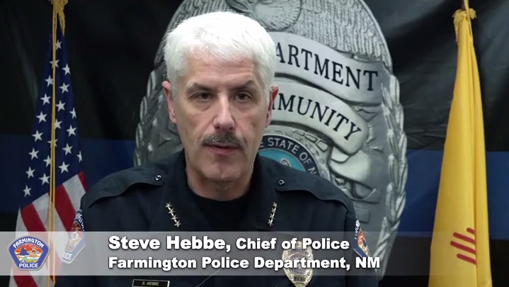 Farmington police release footage from officer-involved shooting