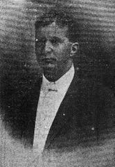 Marion Lewis Swords as a young man.