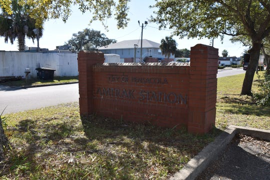 Pensacola's Amtrak station has been vacant since it was damaged by Hurricane Ivan in 2004.