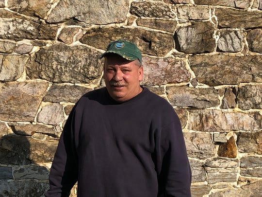Scott Moyer, owner of Justino's Pizza, is ready to roll up his sleeves and go to work as a Millcreek Township supervisor after winning election by write-in votes.