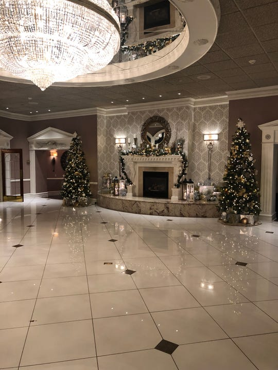Villa Borghese in Wappingers Falls offers festive holiday dining.
