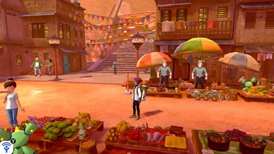 One of the twin merchants at Stow-on-Side buys a specific item each day at a much higher price in Pokemon Sword and Shield.