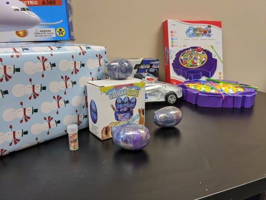 Advocates are warning consumers to be on the lookout for hazardous toy items this holiday season.