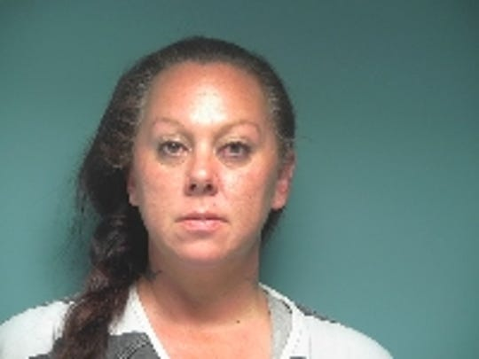 Brandy Logan, of Keizer, was sentenced to two years in prison for dealing heroin in front of her 7-year-old son.